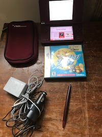 black Nintendo 3DS with game case 31 km