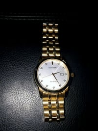 Citizen watch. Has 11 very small 0.05 ct dimonds paid 475$ at the bay Nanaimo, V9T 2N5