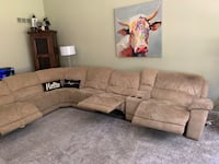 8 Piece Sectional Couch
