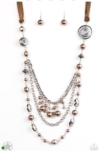 silver-colored 2-piece jewelry set Lawrenceville, 30043