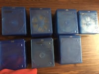 Blu ray boxes 67 total Port Richey, 34668