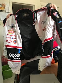2 nascar jackets for sale  Kingston, K7K 3K8
