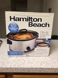 Hamilton Beach Slow Cooker Falls Church, 22046