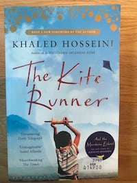 The kite runner Filtvet, 3480