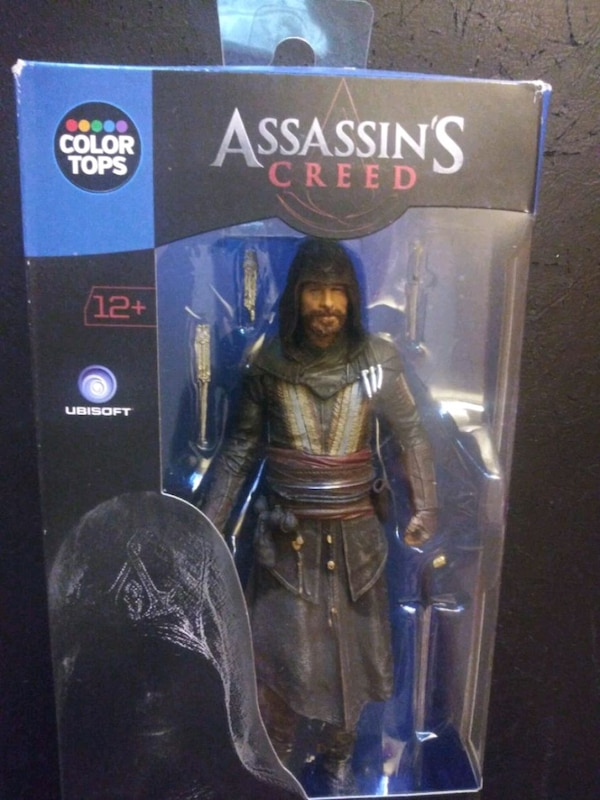 Assassin's Creed Aguilar Figure