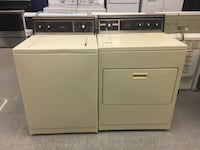KENMORE HEAVY DUTY WASHER AND DRYER SET Maple Heights