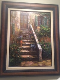 Beautifully framed large 3'x4' paintings  Naples, 34102