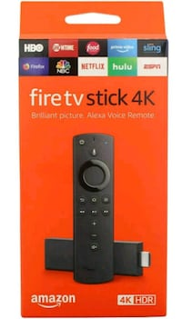 AMAZON FIRE STICK ULTRA HDR  TWN N CNTRY, 33615