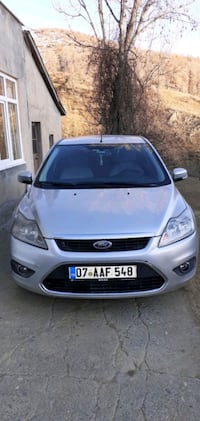 2011 Ford Focus HB 1.6 TDCI 95PS TREND