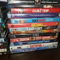 Tons of movies