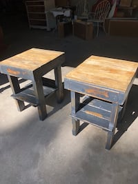 Rustic tables Oakwood, 30566