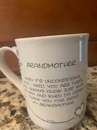 Limited Edition Large Love Grandma Quote Mug drink hot coffee tea Toronto, M2J 2W9