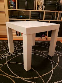white wooden table with drawer Queens, 11106