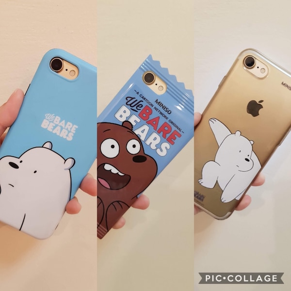 competitive price cea6f 4d229 We bare bears iphone 7case