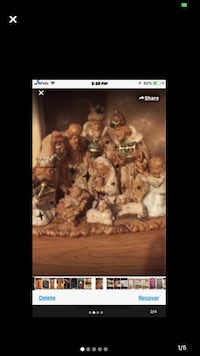 Nativity Set Plus 6 Free Candlelight Check Pictures Toronto, M4A 2K5