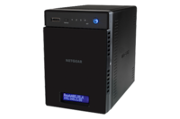 NetGear NAS RN10400 - ReadyNAS 100 Series 4- Bay (Diskless) Richmond