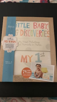 Little baby, big discoveries box Providence, 02907