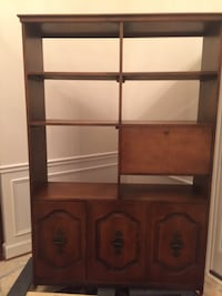Solid wood bookcase Silver Spring, 20906