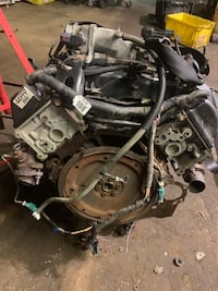 2008 Ford Crown Victoria 4.6L Engine Assy for sale New Castle