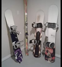 Snowboards, make an offer