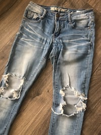 Cropped jeans good condition Manassas, 20111