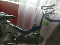 black and green stationary bike Lombard, 60148