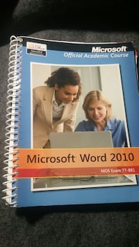 2010 Microsoft Word book