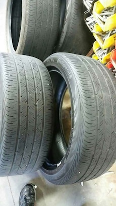 Continental Tires 235-45-19