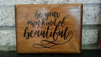 """Handmade """"be your own kind of beautiful"""" Frederick, 21703"""
