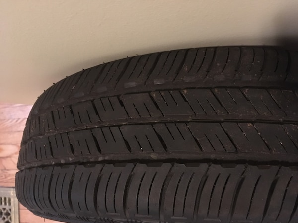 Used Tires Winnipeg >> Tires 4 Goodyear Assurance All Season On Rims Only 23kms On Them P175 65r15