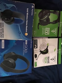 Ps4/Xbox equipment and games 372 mi