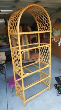 Arched Shelving Unit Homosassa