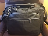 Kenneth Cole Reaction No Easy Way Out Laptop Bag Non-Wheeled Business Case Trucksville