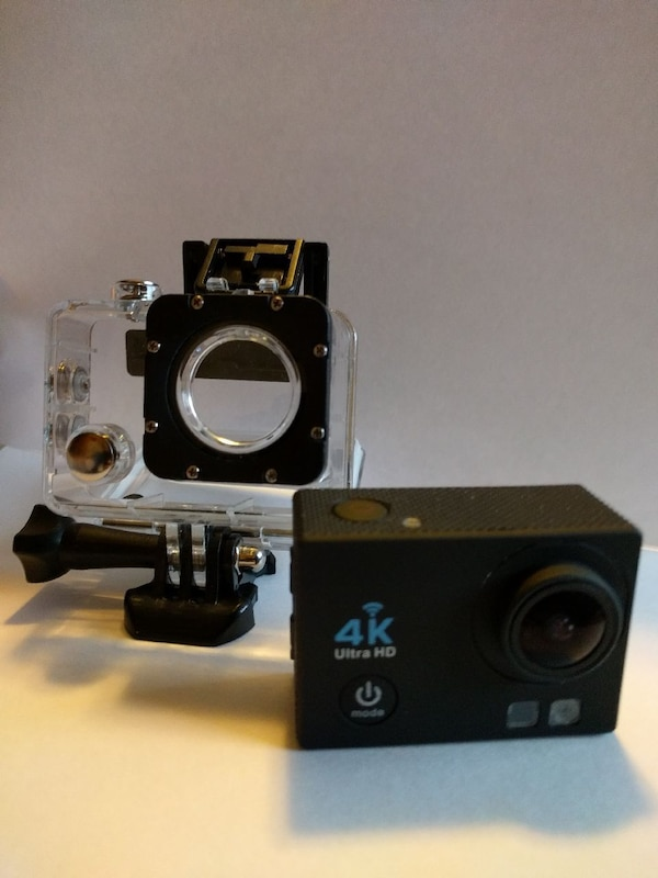 AceCam 4k action cam, Canadian Company