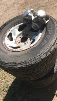F150 wheels and tires good rollers  Seguin, 78155