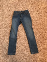 Girls children's place supper skinny size 6s