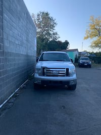 2009 Ford F-150 Silver Spring