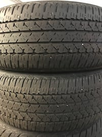 2 215/55/17 Tires Pittsburgh, 15237