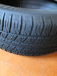 Tire 225/60/17 Clear Lake, 46737