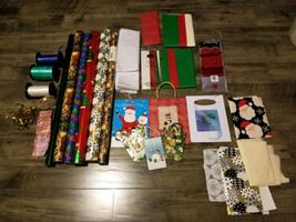 Christmas Wrapping and Supplies