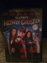 Mostly Ghostly R.L.Stine movie