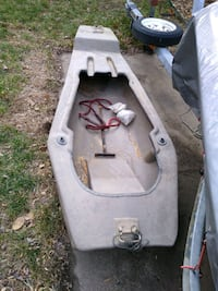 Duck/mud boat Laurel, 20723