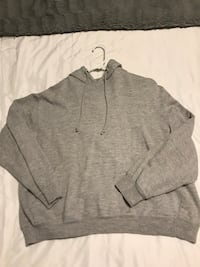 gray pull-over hoodie Hagerstown, 21740