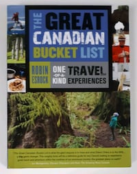 The Great Canadian Bucket List  Barrie, L4N 7L8