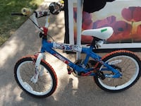 toddler's blue and red bicycle LIGONIER
