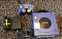 Nintendo GameCube System + 1 Controller , memory Card and 12 Games Maple Ridge, V2X 3W1