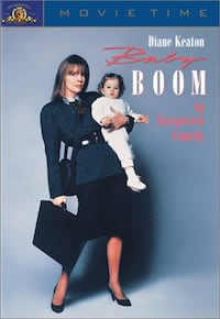 Baby Boom DVD Out of Print and Rare! Oklahoma City