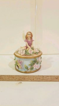 Fairy jewelry box  Richmond Hill, L4B 2R9