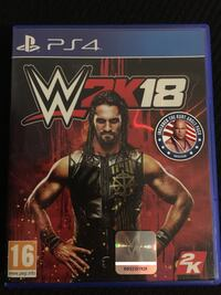 WWE2k18 ps4 Norsborg, 145 50