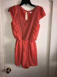 women's red sleeveless dress Dallas, 75206